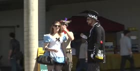 Pensacon Comicon Convention Sci-Fi Fantasy Comics Gamin