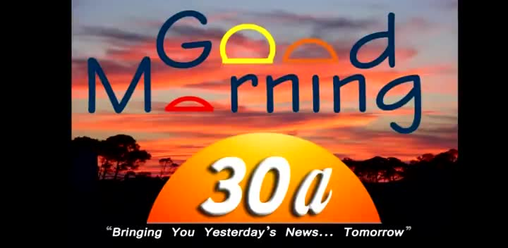 Good Morning 30A Jimy Thorpe Superior Air Veteran Owned
