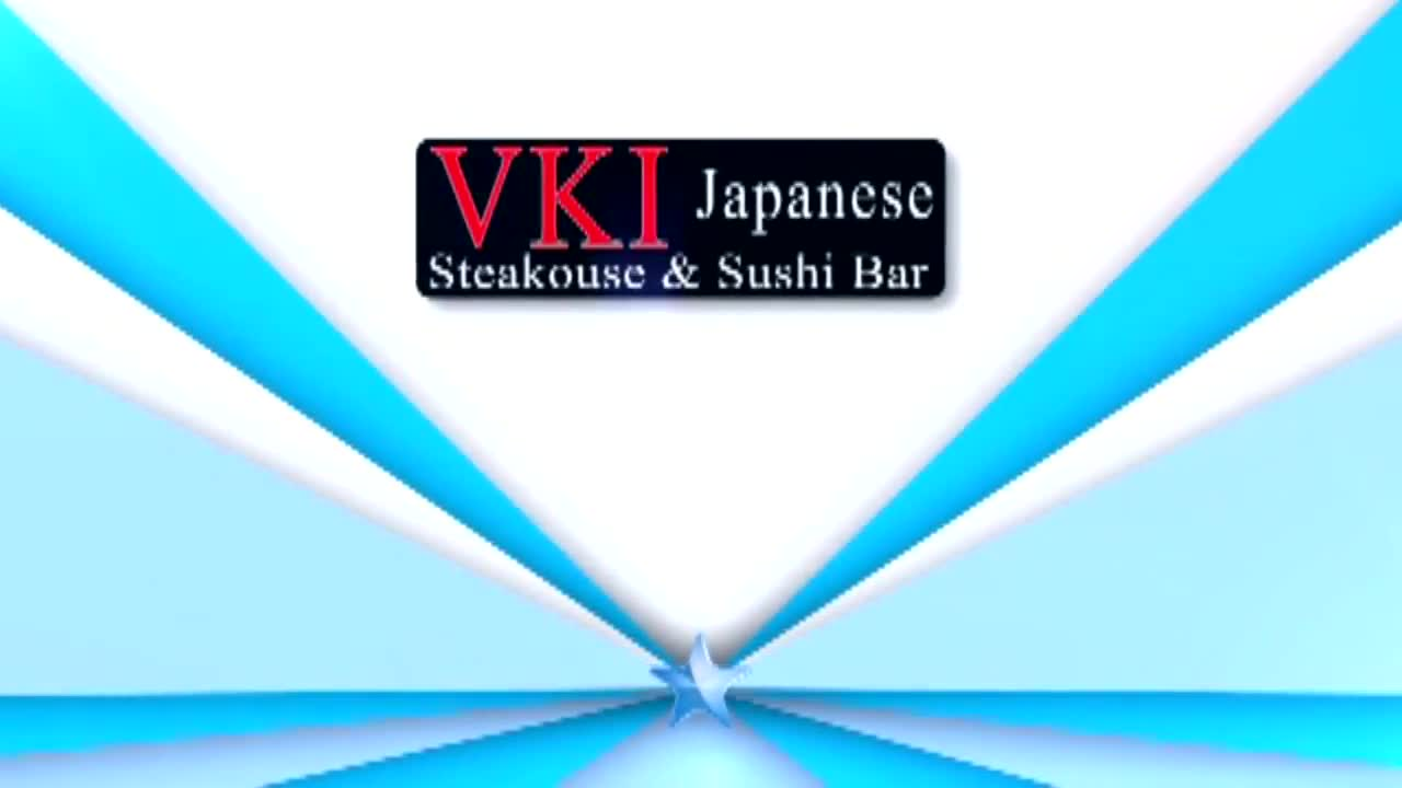 VKI Japanese Steakhouse and Sushi on 98 – Commercial