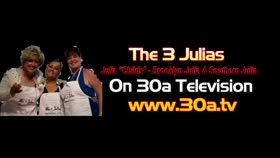 3 Julias Iron Chef – pt1 Julia Child impersonator