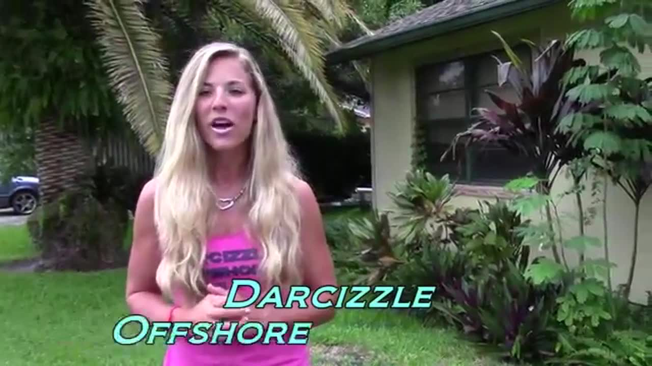 Darcizzle Offshore Fishing
