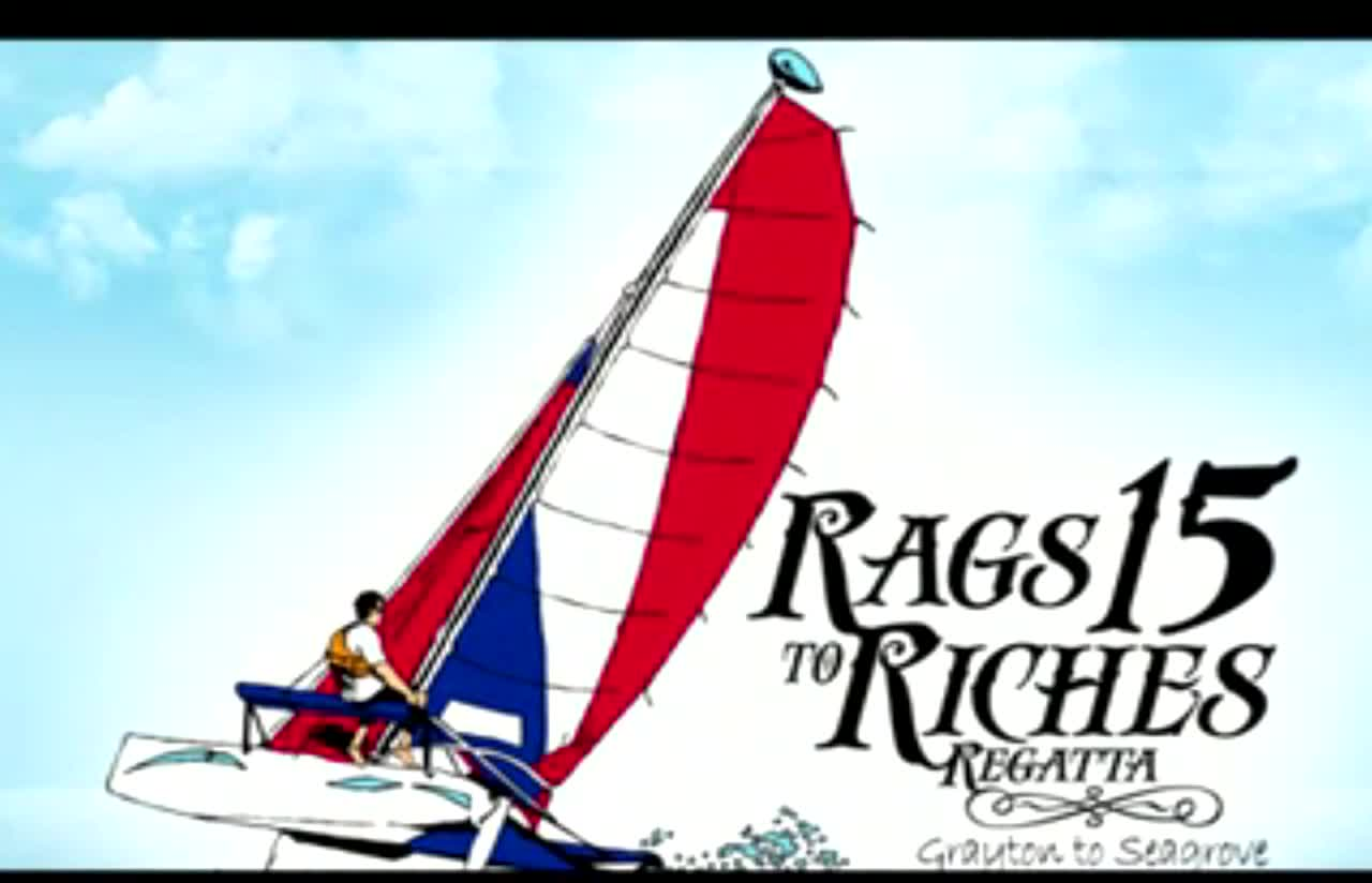 Rags to Riches Regatta Grayton Beach