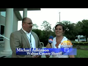 Interview with Walton County Sheriff Adkinson