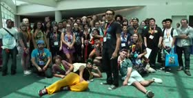 Comic Con Report The art of the convention where no man has gone bef