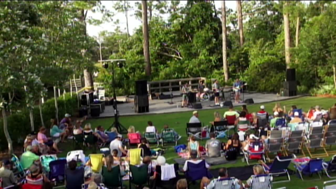 Easy on 30a Concert The Rips