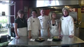 3 Julias Iron Chef – pt4 Julia Child impersonator