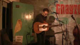 Grammy Winner Jesse Harris at Grayton Bar 30a Songwriters