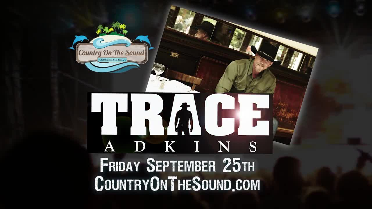 Country On The Sound Concert  Trace Adkins — Big And Rich