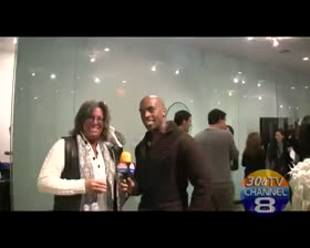 Wayne Diamond Interview 30a TV at Mercedes Benz Fashion Week