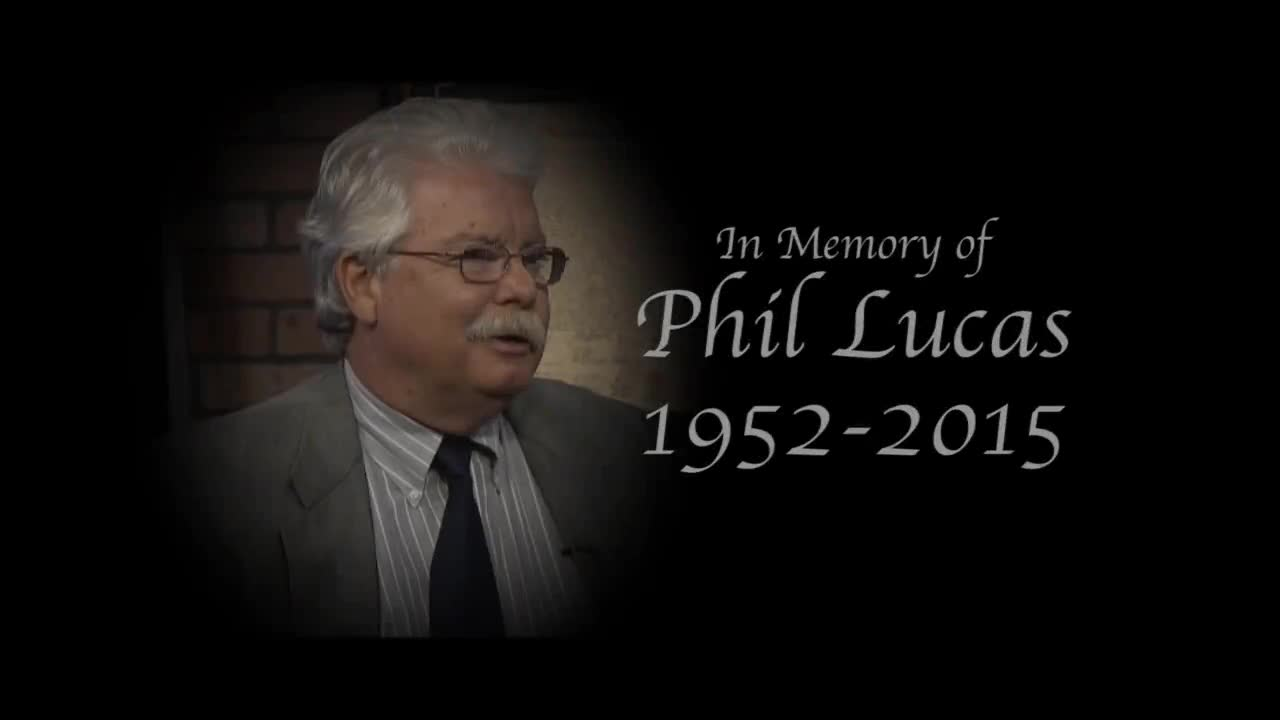 03-28-2015 The Burnie Thompson Show Tribute to Phil Lucas