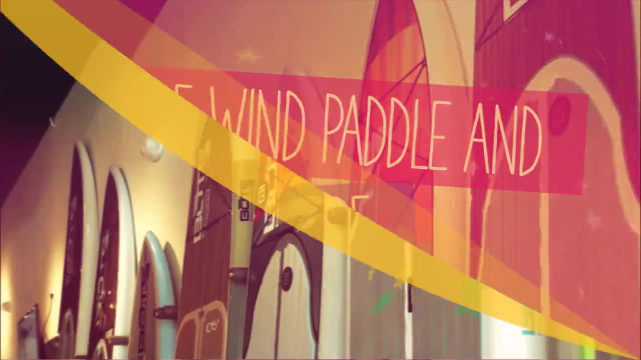 Gulf Wind Surf and Paddle Opens on Hwy 98