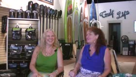 GM30a Steve Ortner Gulf Wind Paddle and Surf Bote Boards