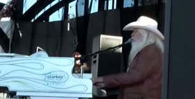 Leon Russell 30a Songwriters Festival at Gulf Place #30afest