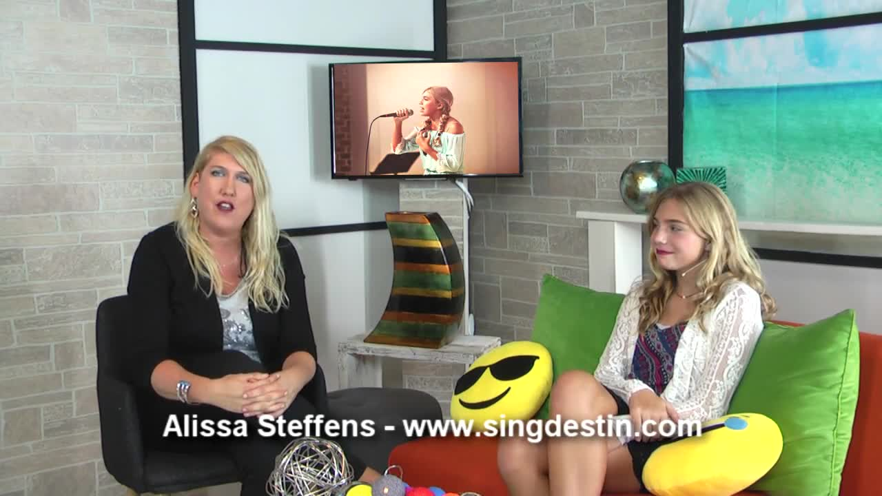 Vocal Sessions with Alissa Steffens – Helena Melberg