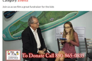 2nd Annual Telethon Emerald Coast Childrens Advocacy Center