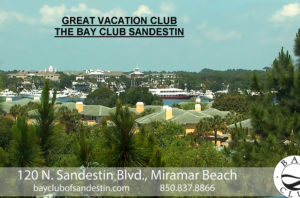 The Bay Club Sandestin – Own a piece of paradise at low cost