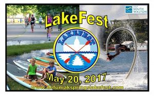 Lake Fest May 20 Defuniak Springs Florida