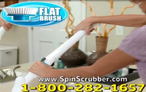 Spin Brush Spin Scrubber