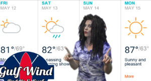 Weekend Weather with Yolanda