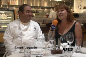 Interview with Emeril Lagasse on his new creation Emerils Coastal Italian.