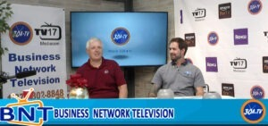 Business Network Television with James Durham of TBI One Love