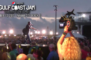 Teance at Gulf Coast Jam with Rendy Lovelady