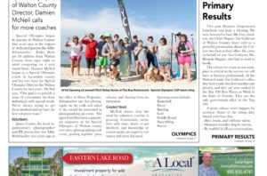 South Walton Life Newspaper