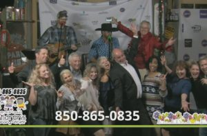 3rd Annual 30A TV Telethon -Call – Like – Share – Pledge 850-865-0835 ECCAC