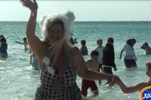 Polar Bear Plunge 2018  in Santa Rosa Beach