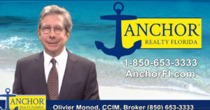Olivier Monod  Anchor Realty Florida
