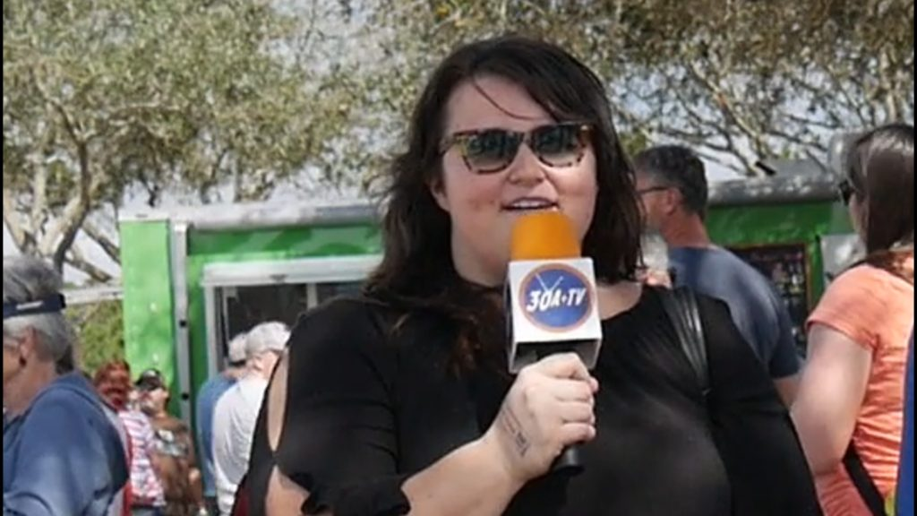 PCB Food Truck & Craft Beer Festival with Megghan McDougall