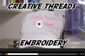 Commercial —  Creative Threads Embroidery Destin