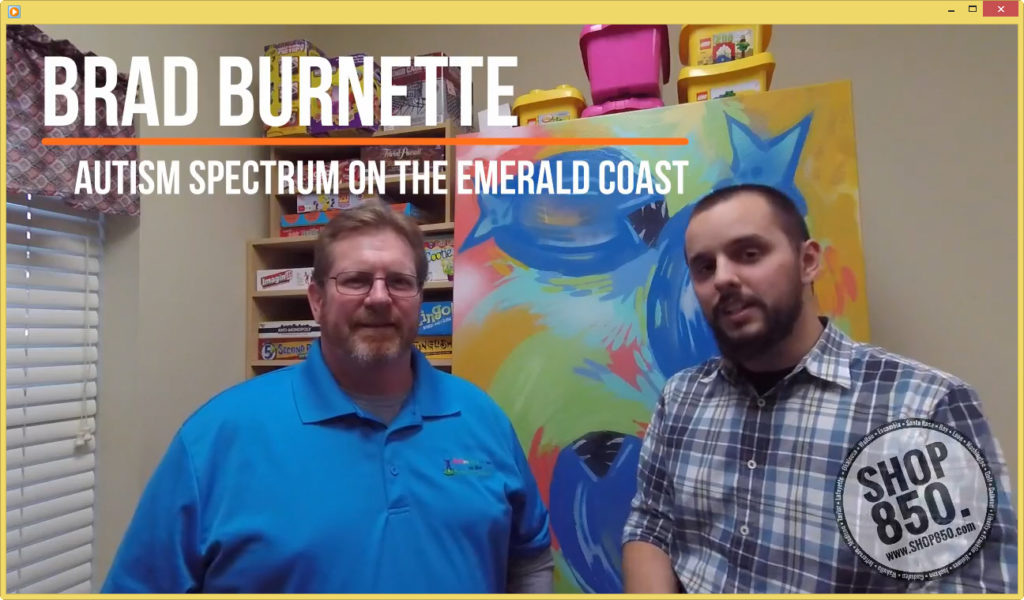 Shop850 interviews Brad Burnette