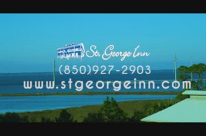 The St. George Inn  located on beautiful St. George island