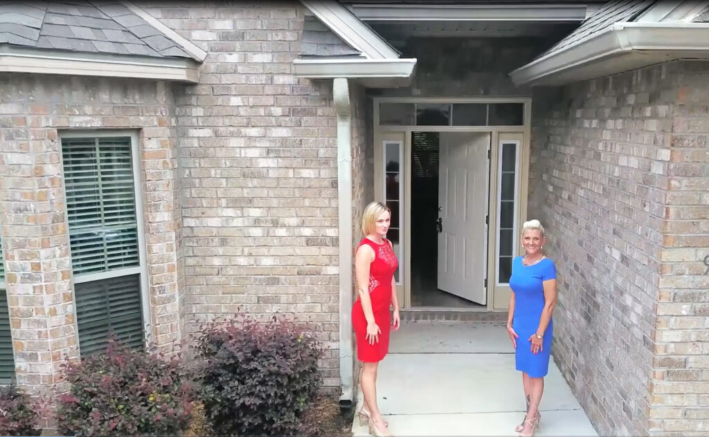 Anchor Realty – Point Washington DR Horton Home Kelli & Lilia