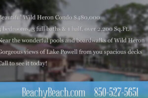 The Beach Show 247 – GIRLS GONE WILD HERON – Panama City Beach, Florida Real Estate