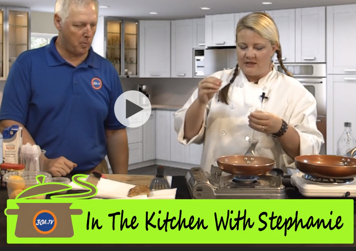 In The Kitchen With Stephanie