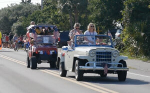 How to Celebrate 30A July 4th Parade