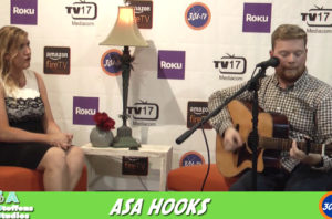 Vocal Sessions on 30a TV – Asa Hooks
