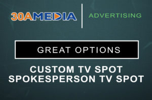 Custom TV Commercials