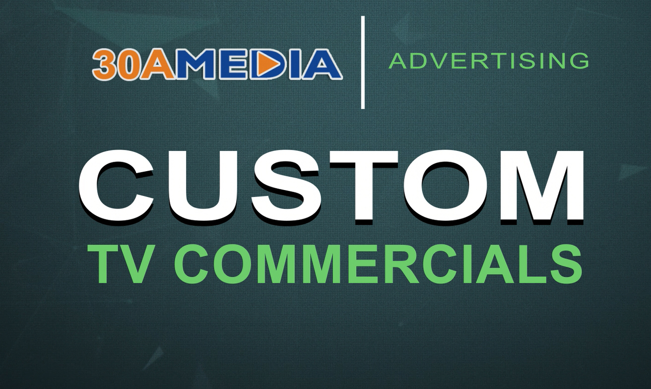 View 30A Media Example Commercials and Production Pricing
