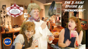 The 3 Julias Episode 55  — Shenanigans with Redd Teance and Paul