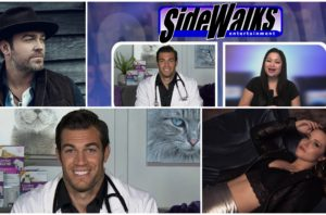SIDEWALKS on 30A TV People Magazine's Sexiest Veterinarian Alive, Dr. Evan Antin