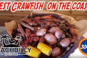 BeachBilly Lifestyle show on 30ATV  – Cubs Crawfish