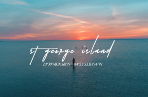 St George Island Florida Featuring Lighthouse shots Sunsets and a Fun Vacation