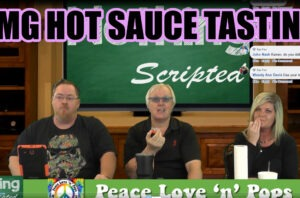 Nothing Scripted Florida man  Hot Sauce Tasting OMG Thats HOT