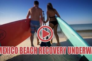 Mexico Beach's Recovery  Clean Up Efforts Moving Forward