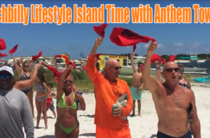 Beachbilly Lifestyle Island Time with Anthem Towels