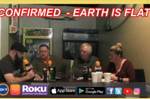 Nothing Scripted #FloridaMan Flat Earth Episode with Guest Ryan McNay