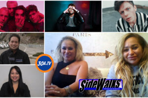 SIDEWALKS on 30ATV host Lori Rosales interview Darcey and Stacey Silva 90 Day Fiancé